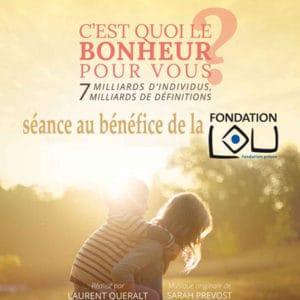 Read more about the article Projection waouw travel au bénéfice de la Fondation Lou