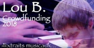 Un crowdfunding pour un album de Lou + Jam de Lou 2